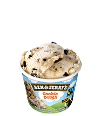 Cookie Dough Original Ice Cream Mini-kelimky