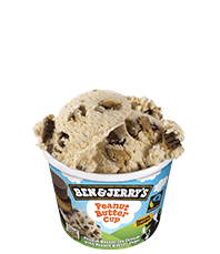 Peanut Butter Cup Original Ice Cream Mini-kelimky