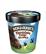 Chocolate Fudge Brownie Original Ice Cream