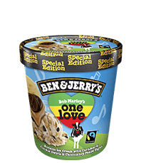 One Love Original Ice Cream